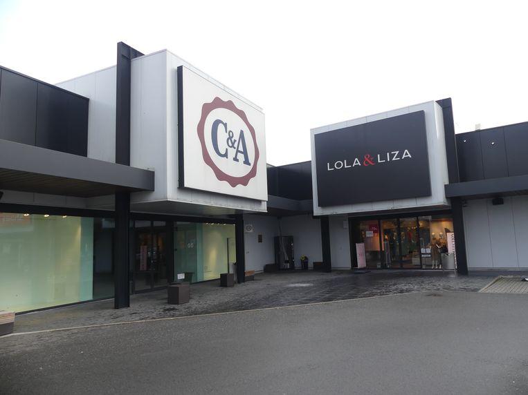 De C&A in Deinze is ondertussen gesloten.