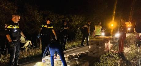 Politie in Sint Anthonis nóg trager bij alarmmeldingen