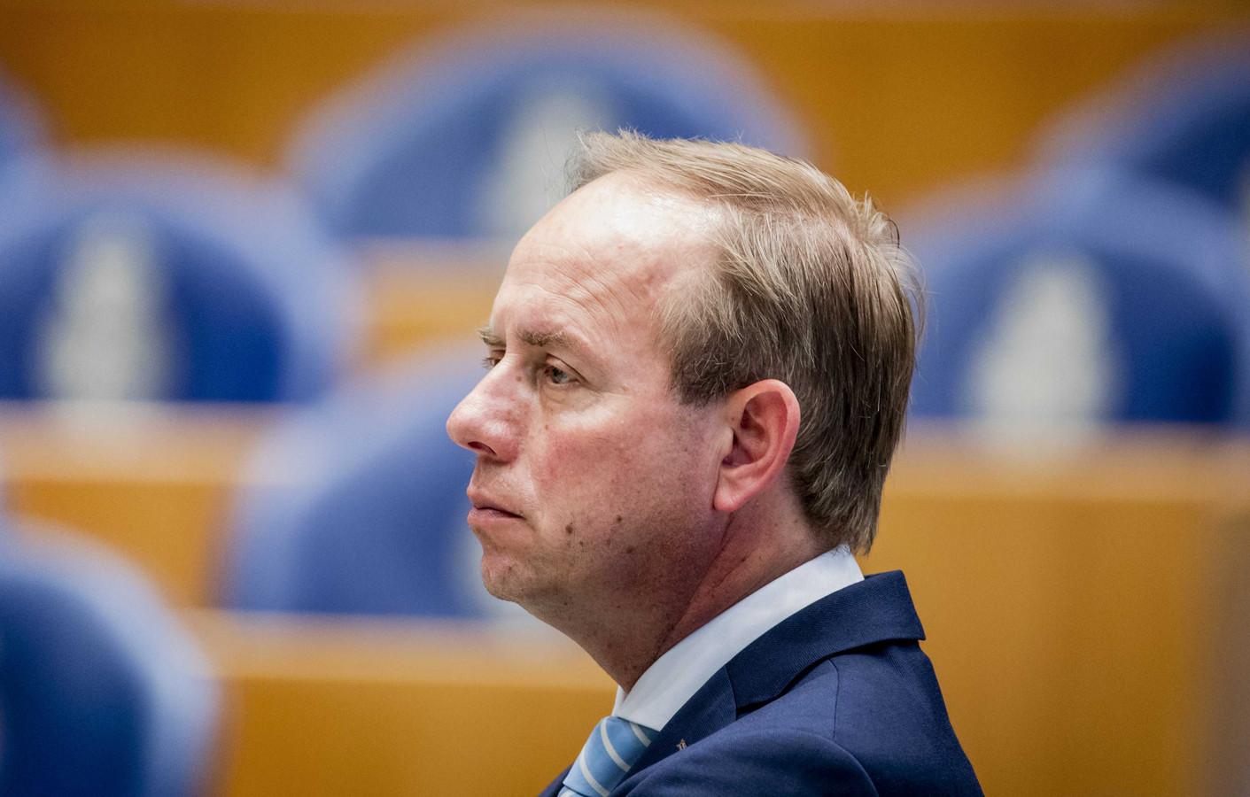 Partij-leider Kees van der Staaij