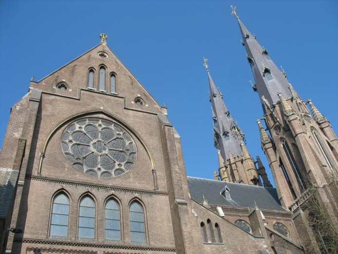 De Catharinakerk in Eindhoven.