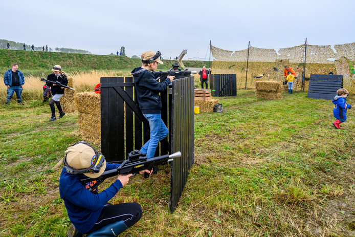 Opening Fort Henricus