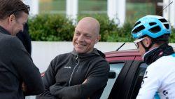 """Dave Brailsford leeft op hoop: """"Er zijn mogelijkheden"""" - Geraint Thomas: """"Een van de sterkste sportploegen ter wereld"""""""