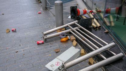 Brussel likt haar wonden na een gewelddadig weekend