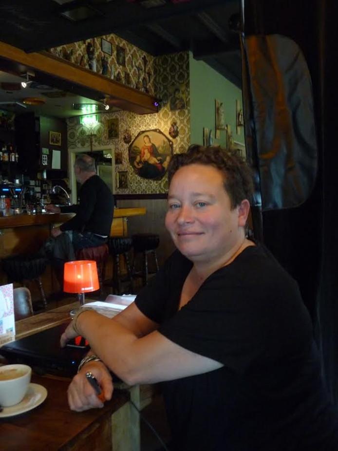 Stephanie Geldof, uitbater van de Keulse Kar