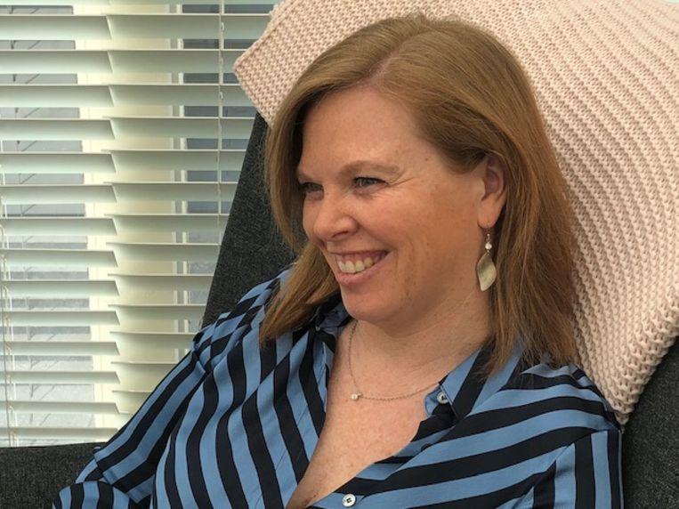 Inge Allegaert maakt zich zorgen over zwangere vrouwen en pas bevallen moeders die het tijdens de coronacrisis moeilijk hebben.