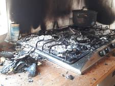 Bijna huis kwijt na brandstichting: 'Alle vier de gaspitten waren opengedraaid'