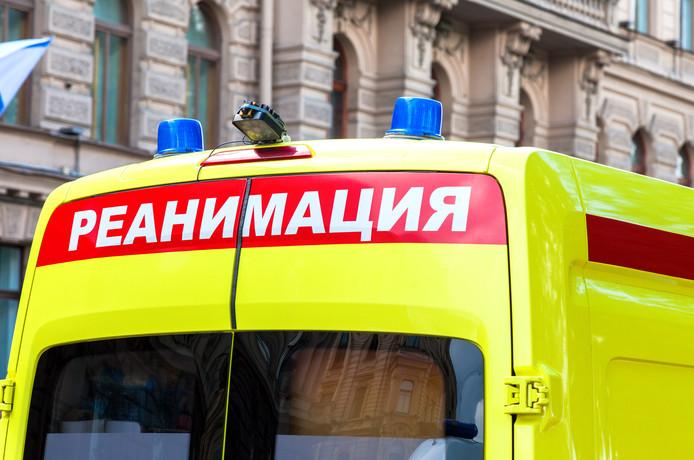 Een Russische ambulance. Beeld ter illustratie.