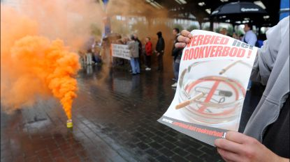 In helft Brusselse cafés wordt nog steeds gerookt,  8 jaar na invoering van verbod