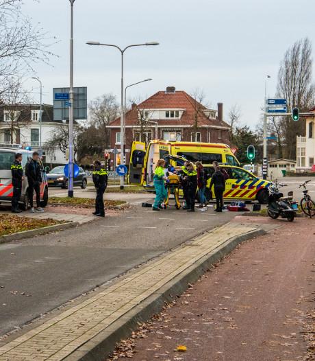 Fietser gewond bij aanrijding in Nijmegen