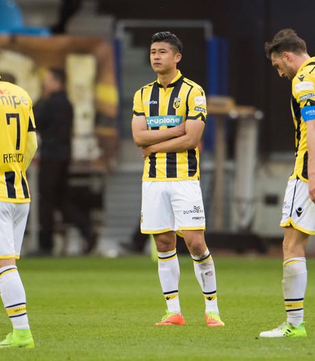 Kashia wil Feyenoord heel snel vergeten