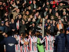 Zoveel te juichen als nu was er lang niet bij Willem II