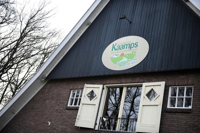 Landgoed Kaamps in Deurningen.