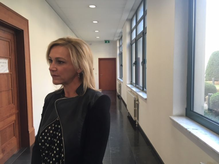 Ariane Braccio, persrechter rechtbank Limburg, afdeling Tongeren