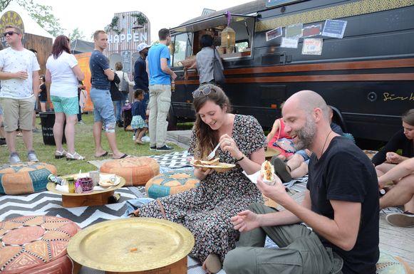 Op zaterdag 29 juni is er opnieuw het BerreFOODS foodtruckfestival in de Steinfurtdreef en het Pastoriepark.