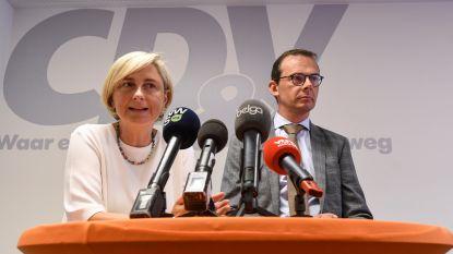 Interne bevraging bij CD&V toont partij in diepe crisis