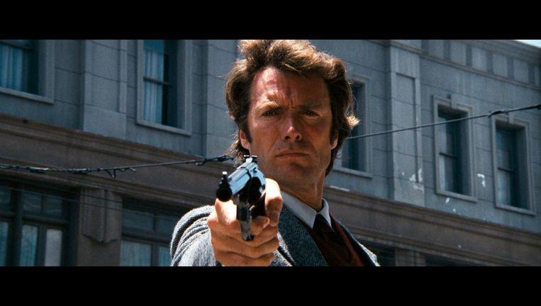 Clint Eastwoord in Dirty Harry (1971) Beeld