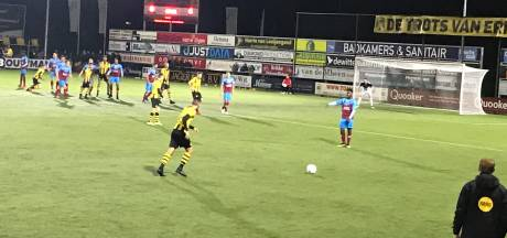 DVS'33 na goede start maatje te klein voor Roda JC