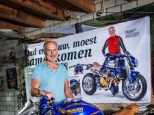 Frans bouwt hyperbikes: 'Hoofd helemaal leeg als ik aan de motoren werk'