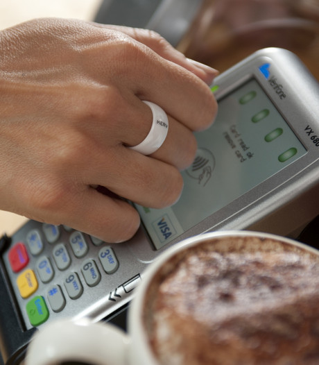 Betalen met een ring, het kan straks bij ABN Amro