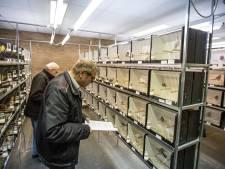Vogelliefhebbers genieten tijdens show in Tubbergen