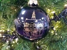 Geen Bossche Bollen, maar Bossche Ballen! Sint-Jan en Drakenfontein in de kerstboom