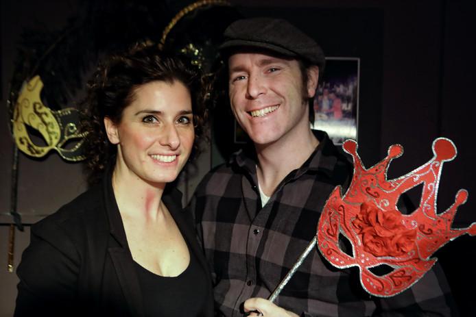 Mirella en Menno Ooms, eigenaren van Myra Ceti.