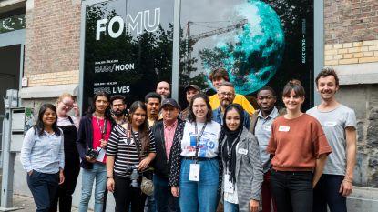 Asielzoekers ontdekken Antwerpen via fotografieproject FOMU: unieke expo vanaf 3 augustus