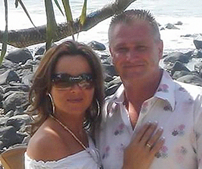 Frank en Brenda Giltay.
