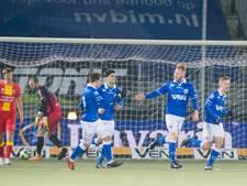 FC Den Bosch maakt korte metten met Go Ahead Eagles: 3-0