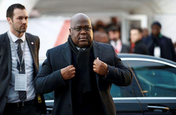 Congolees Felix Tshisekedi.