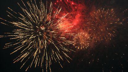 Waar mag er nog vuurwerk afgeschoten worden van oud op nieuw?