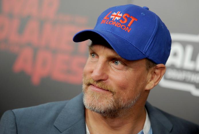 L'acteur Woody Harrelson.