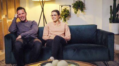 Dreigt een vroegtijdige scheiding tussen Annelies en Joris in 'Blind Getrouwd'? (+ wat u allemaal niet op tv zag)