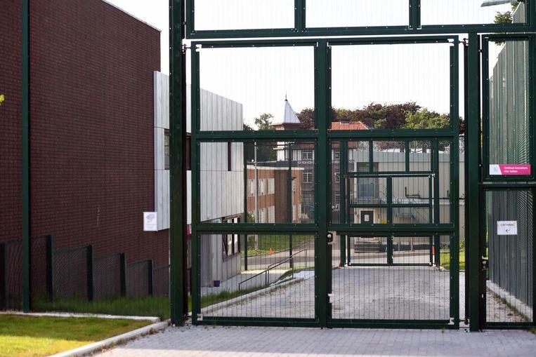 De gesloten jeugdinstelling De Grubbe in Everberg ter illustratie.