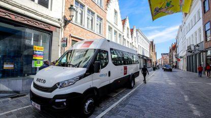 Stad legt gratis shoppingbus in