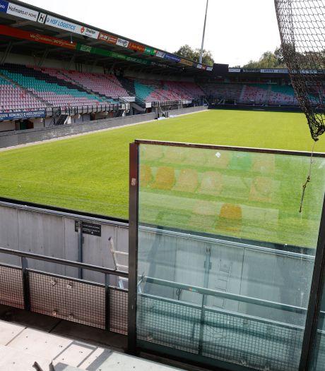 Vissenkom voor uitpubliek verdwijnt uit Goffert: 'Bezoekende supporter menselijker behandelen'