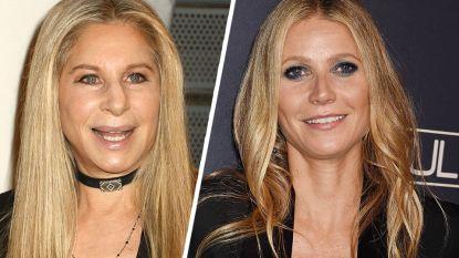 Barbra Streisand en Gwyneth Paltrow spelen samen in nieuwe Netflixserie