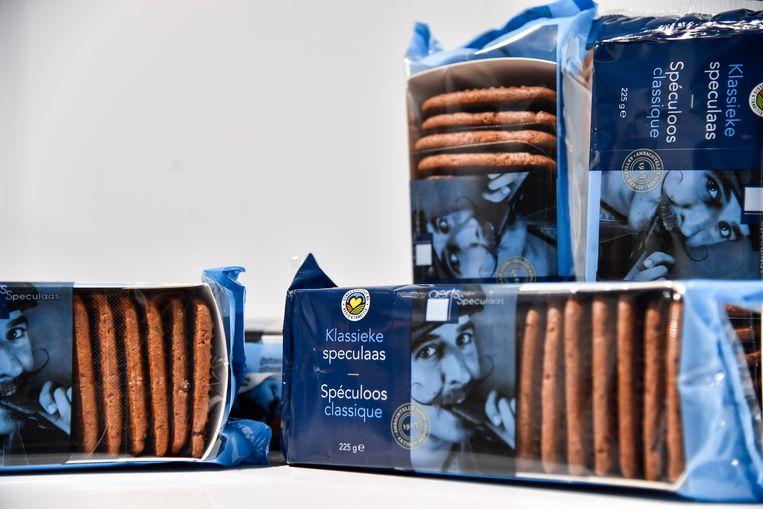 De traditionele bruine speculaas van de familie Aerts is erkend als streekproduct.