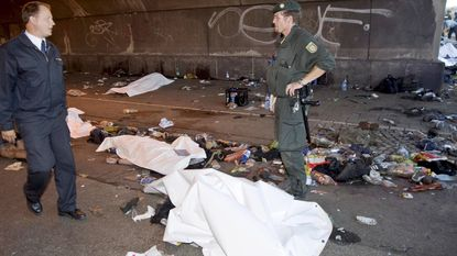 Dodental Love Parade loopt op tot 19 en ruim 300 gewonden