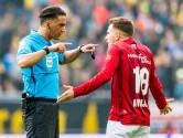 Staat Willem II na de uitwedstrijden tegen Ajax en PEC Zwolle boven de degradatiestreep?