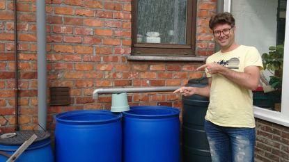 Zelzate neemt extra maatregelen tegen aangekondigde droogte en verplicht aannemers opgepompt water te herbestemmen