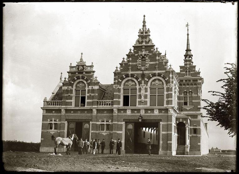 1893. Beeld Vervaardiger Olie, Jacob