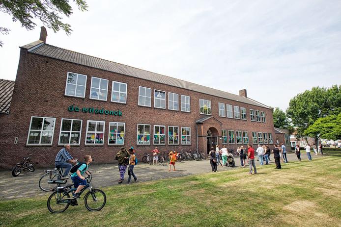Basisschool De Wilsdonck krijgt nieuwbouw op de locatie aan de Rembrandtlaan.