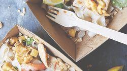 Snelle lunch? Deze pad thai maak je in nog geen 20 minuten