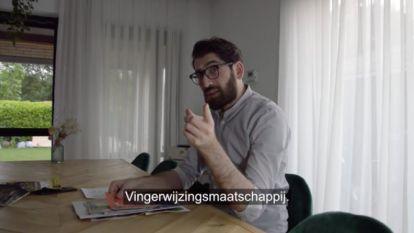 VIDEO. Limburger (37) fileert alle partijen in ludiek filmpje