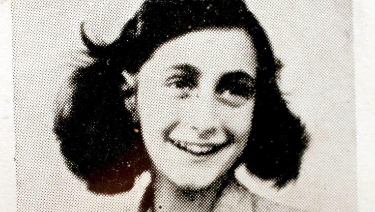 Anne Frank. Beeld anp