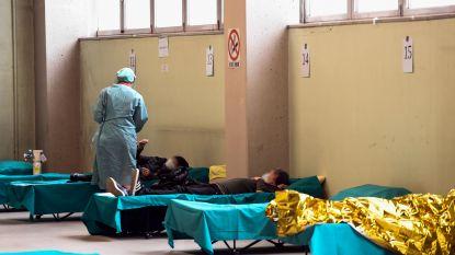 Vlaamse overheid wil veldhospitalen openen als ziekenhuizen toestroom niet meer aankunnen