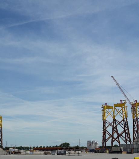 BOW Terminal breidt uit naar Eemshaven