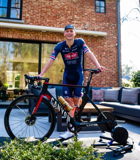 Van der Poel hoopt dit jaar nog Tour te kunnen rijden: 'Sta ik zeker voor open'