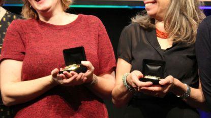Annet Schaap en Marit Törnqvist winnaars op Boekenbeurs